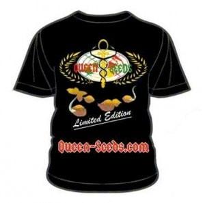 camiseta queen-seeds